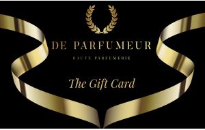 De Parfumeur Cadeaubon